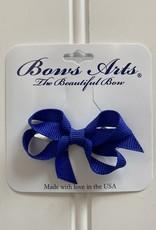 "Bows Arts Infant Classic Bow 2"" - Royal Blue"