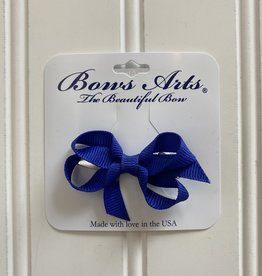 "Bows Arts Infant Classic Bow 2"" - Royal Blue"