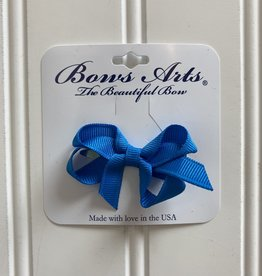 """Bows Arts Infant Classic Bow 2""""  - Dk Turquoise"""