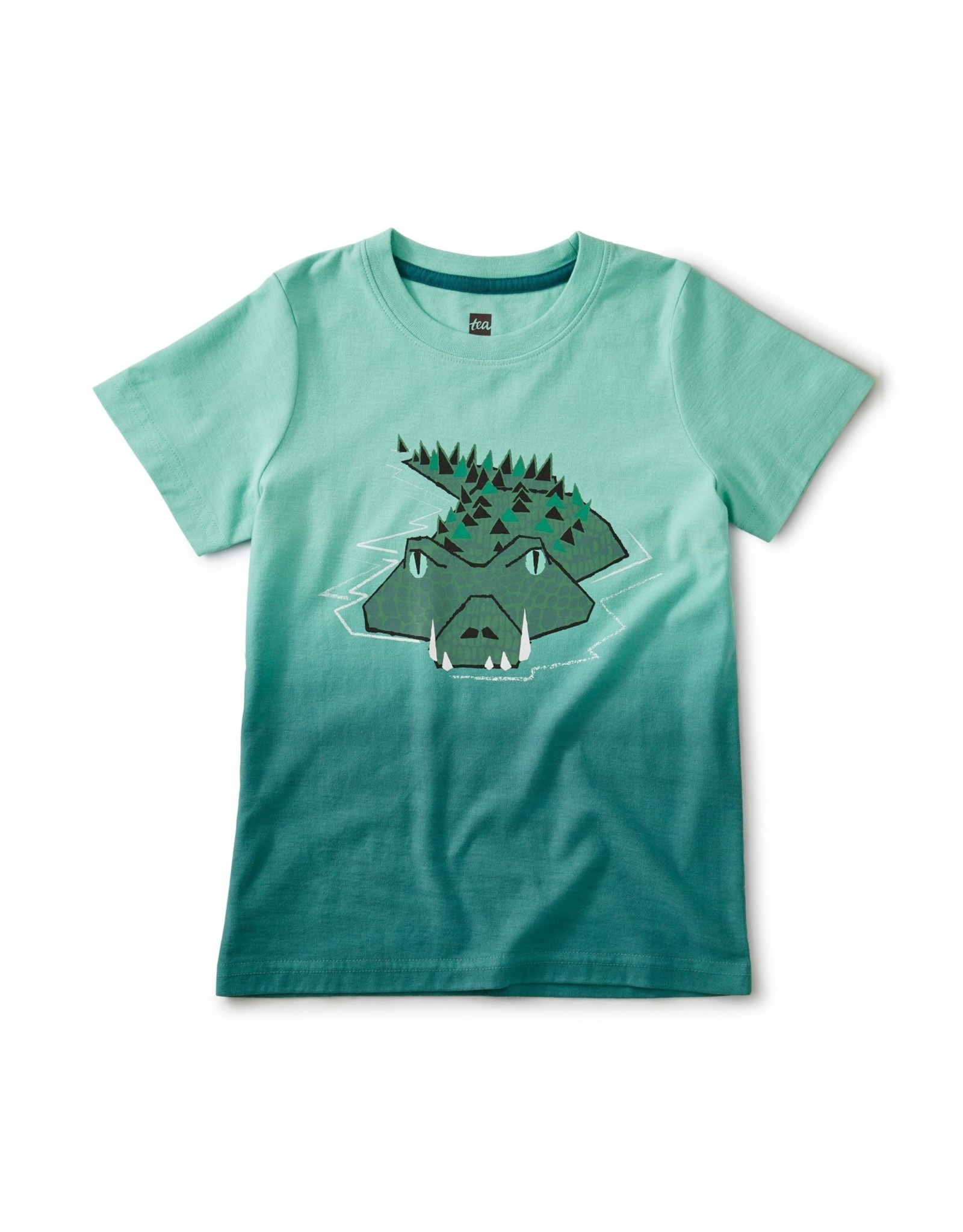 Tea Dip Dye Crocodile Swamp Tee 2SP20