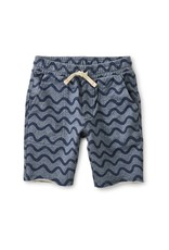 Tea Printed Knit Gym Shorts 2SP20