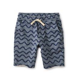 Tea Printed Knit Gym Shorts 2SP20