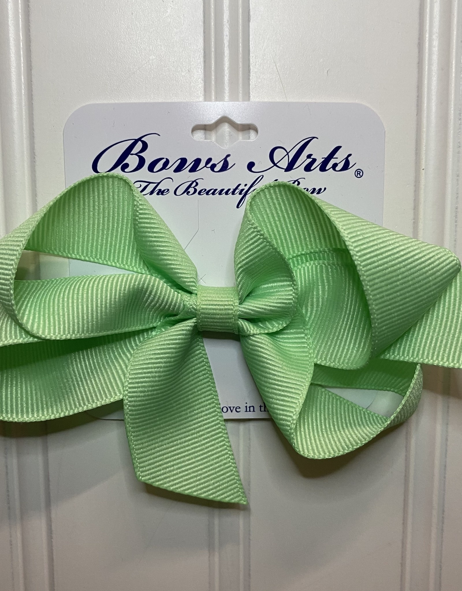 """Bows Arts Small Classic Bow 4"""" - Mint"""