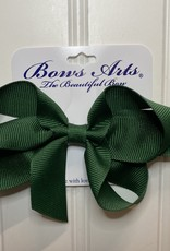 "Bows Arts Small Classic Bow 4"" - Forest"