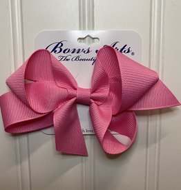 """Bows Arts Small Classic Bow 4"""" - Hot Pink"""