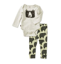 Tea Bodysuit Baby Outfit