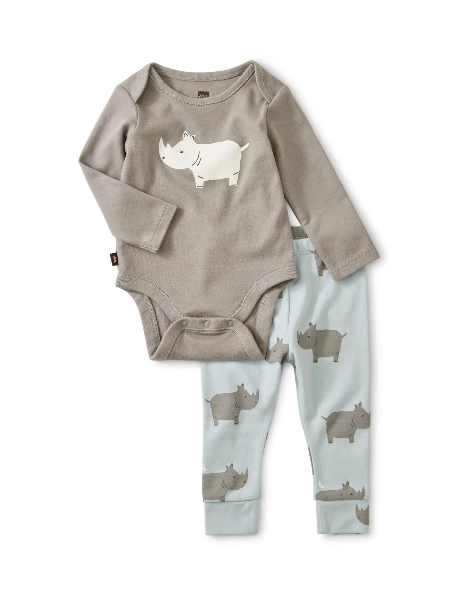 Tea 1SM20 Bodysuit Baby Outfit