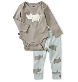 Tea 1SM20 Bodysuit Baby Outfit