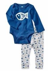 Tea Bodysuit Baby Outfit