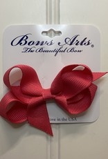 "Bows Arts Toddler Classic Bow 3"" - French Pink"