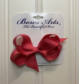"""Bows Arts Toddler Classic Bow 3"""" - French Pink"""