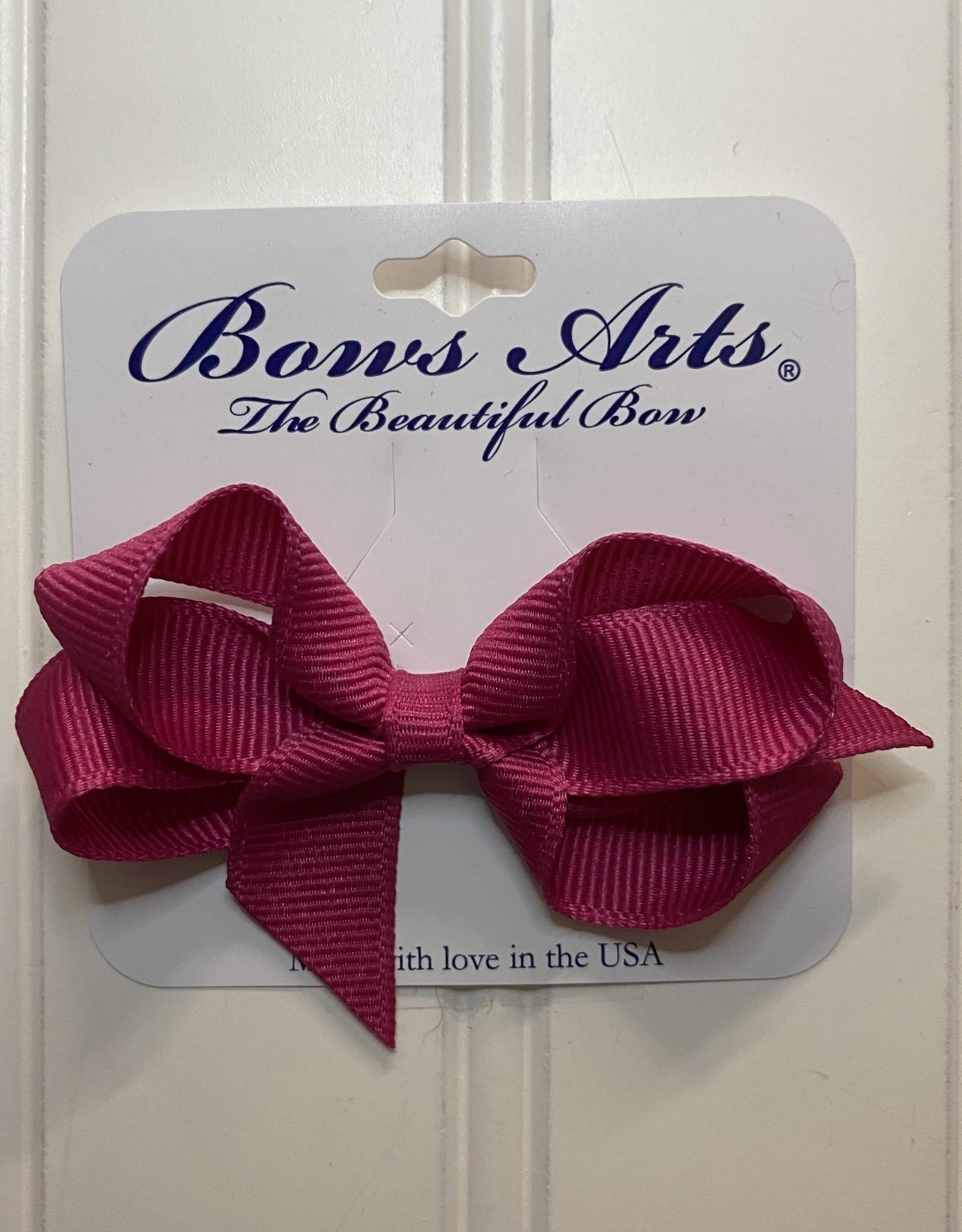 "Bows Arts Toddler Classic Bow 3"" - Azalea"