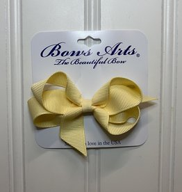 """Bows Arts Toddler Classic Bow 3"""" - Wheat"""
