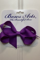 """Bows Arts Toddler Classic Bow 3"""" - Royal Orchid"""