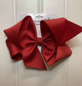 """Bows Arts Big Classic Bow 5"""" - Red"""