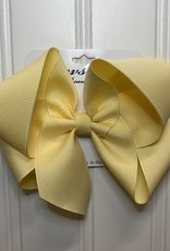 "Bows Arts Big Classic Bow 5"" - Wheat"