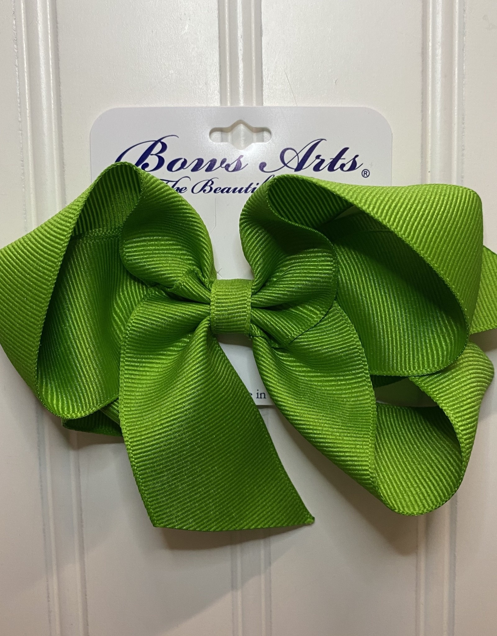 "Bows Arts Big Classic Bow 5"" - Apple"