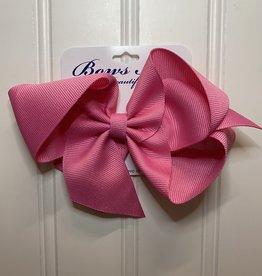 """Bows Arts Big Classic Bow 5"""" - Hot Pink"""