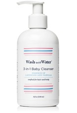 Wash with Water 3 in 1 Baby Cleanser