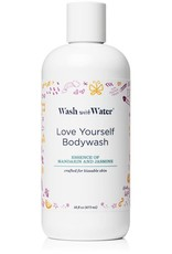 Wash with Water Love Yourself Body Wash Mandarin & Jasmine