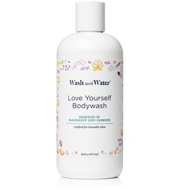 Wash with Water Love Yourself Body Wash Mandarin & Jasmine