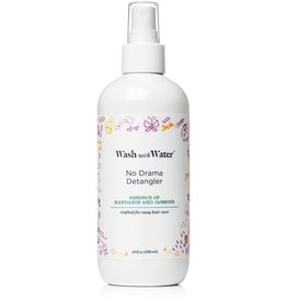 Wash with Water No Drama Detangler Mandarin & Jasmine