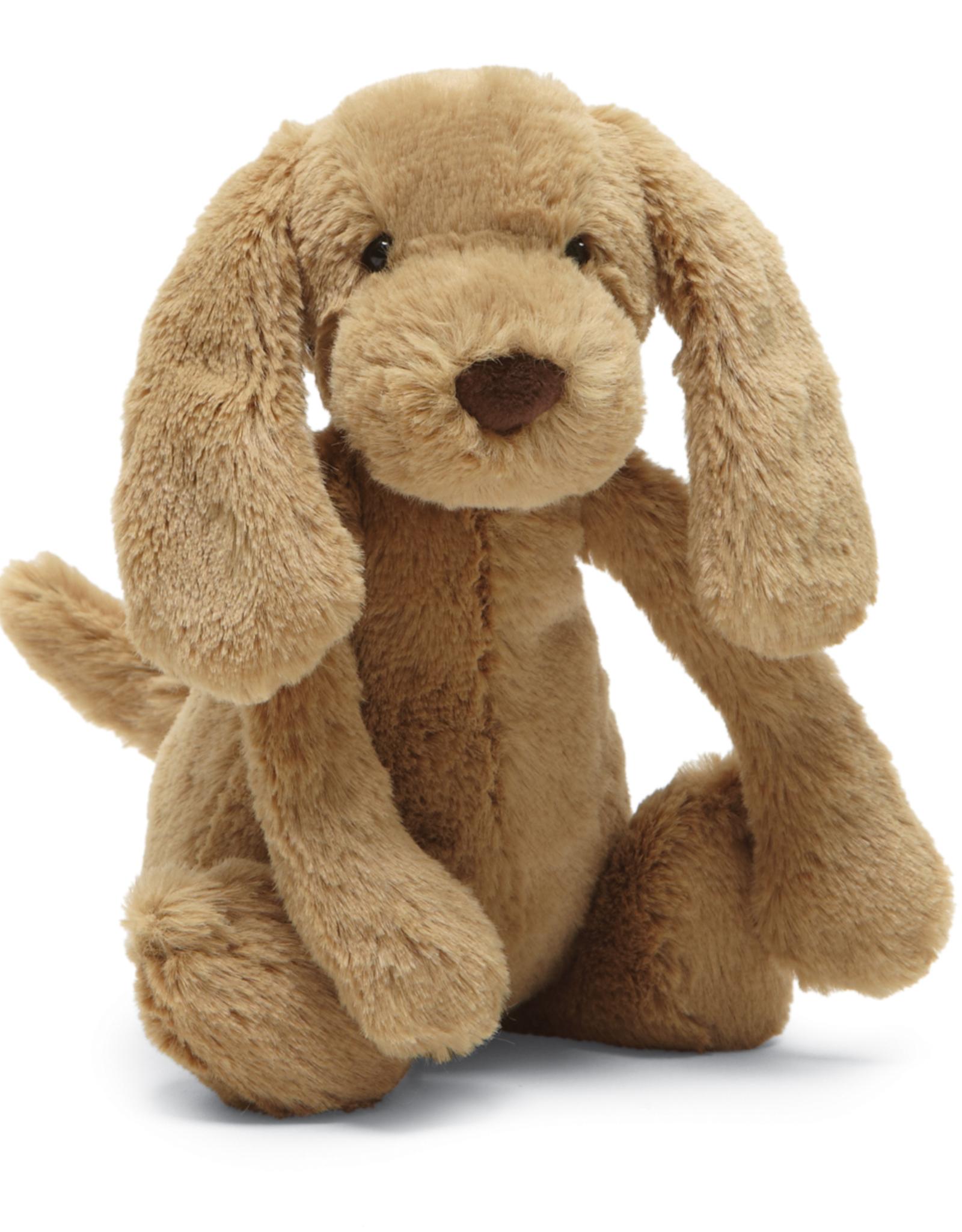 JellyCat Bashful Puppy toffee small