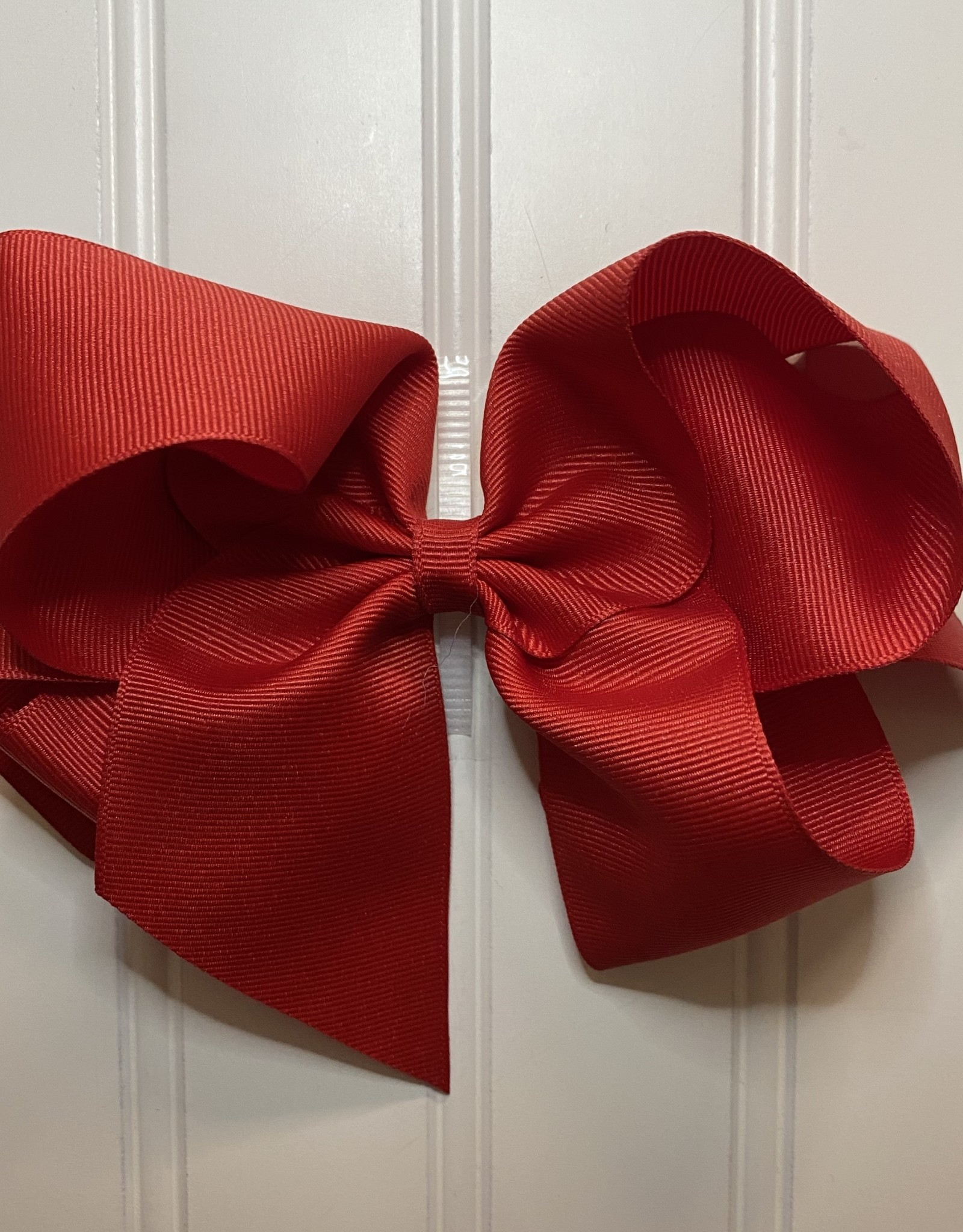 """Bows Arts Giant Classic Bow 7"""" - Red"""