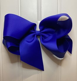 """Bows Arts Giant Classic Bow 7"""" - Royal"""