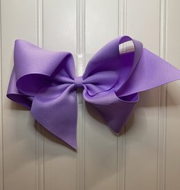 """Bows Arts Giant Classic Bow 7"""" - Lt Orchid"""