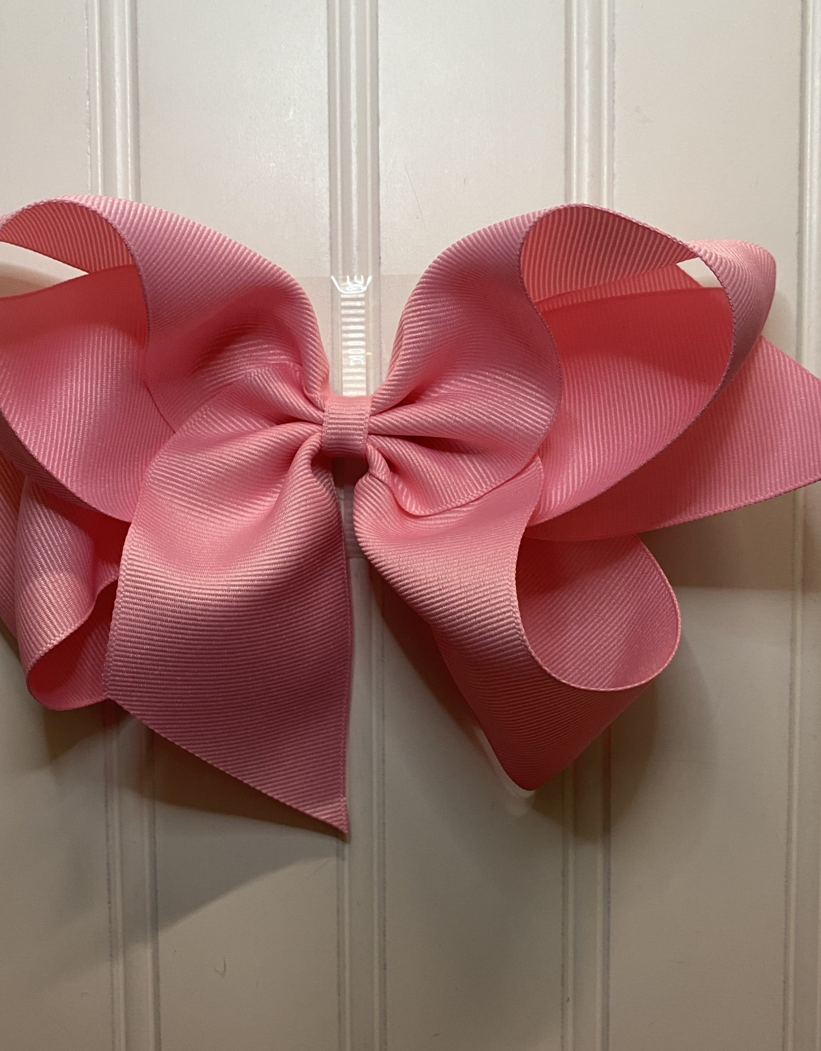"Bows Arts Giant Classic Bow 7"" - Pink"
