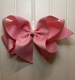 """Bows Arts Giant Classic Bow 7"""" - Pink"""