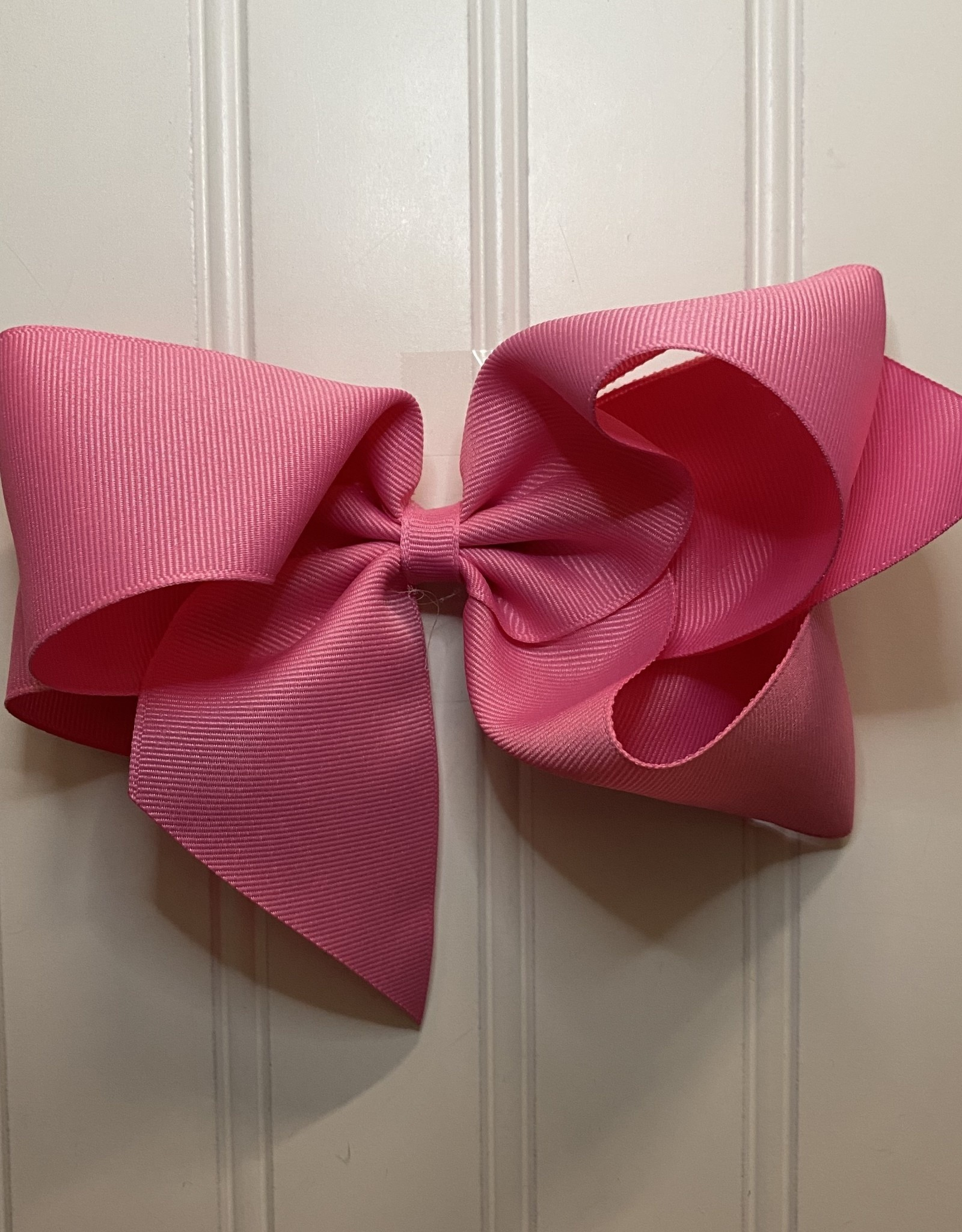 """Bows Arts Giant Classic Bow 7"""" - Hot Pink"""