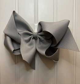"""Bows Arts Giant Classic Bow 7"""" - Grey"""