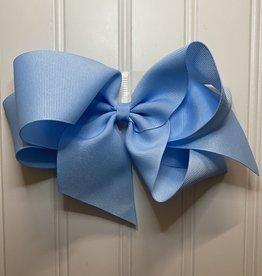 "Bows Arts Giant Classic Bow 7"" - Lt Blue"