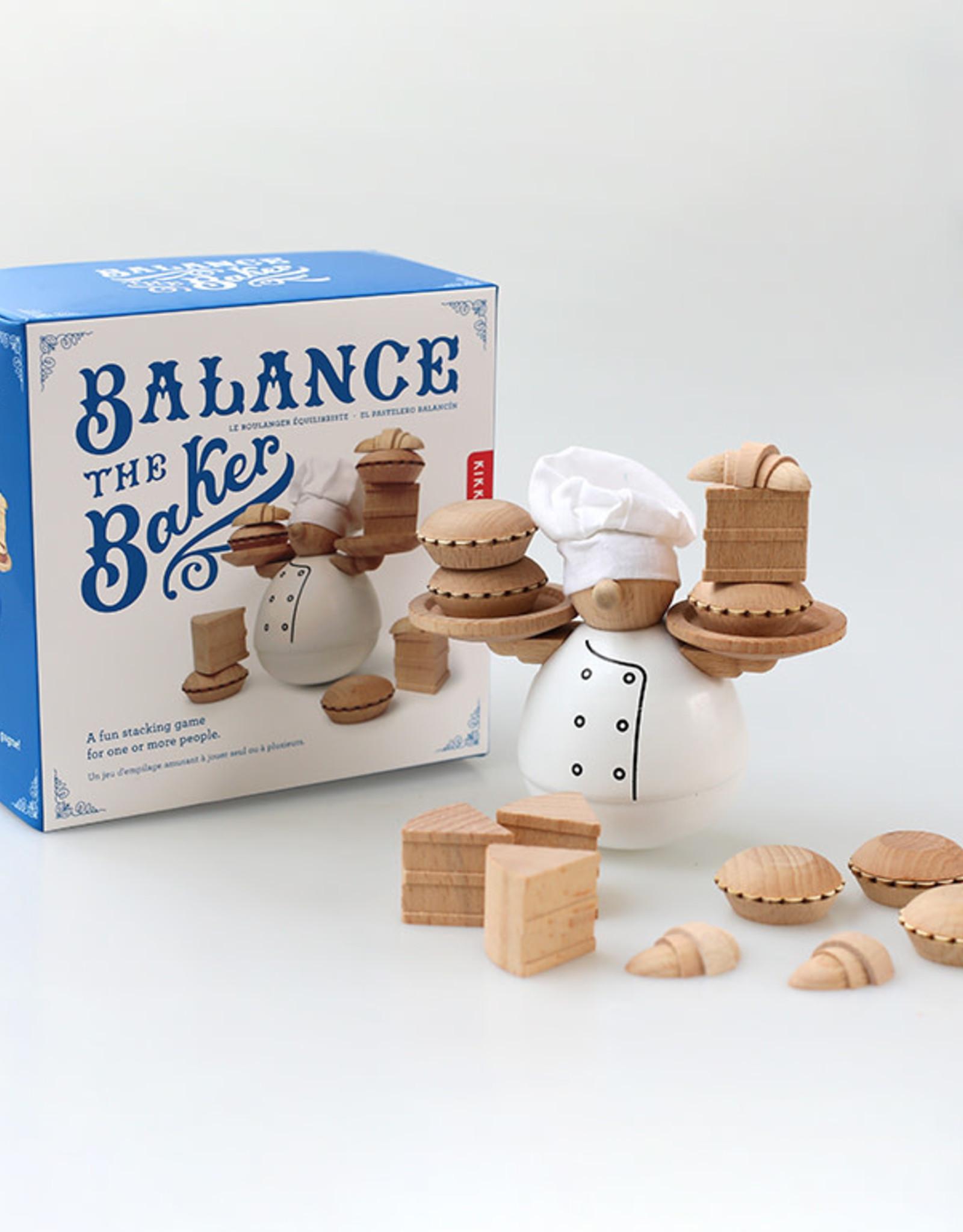 Kikkerland Balance the Baker