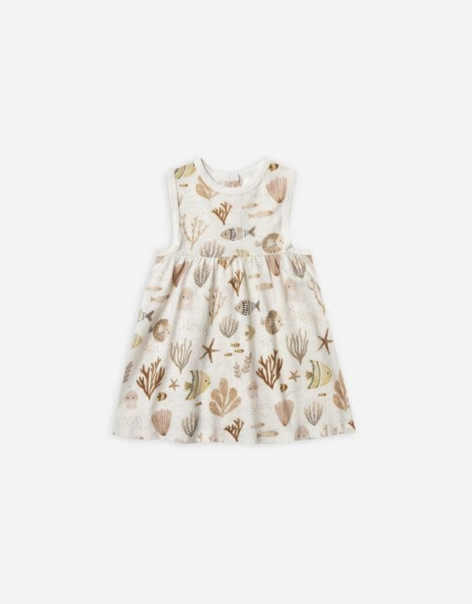 Rylee + Cru Sea Life Layla Dress