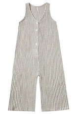 Rylee + Cru Stripe Bridgette Jumpsuit