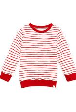 Me & Henry Hand Painted Stripe Sweatshirt