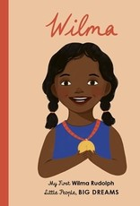 My First Wilma Rudolph by Maria Isabel Sanchez Vegara and Amelia Flower