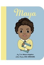 My First  Maya Angelou by Lisbeth Kaiser and Leire Salaberria