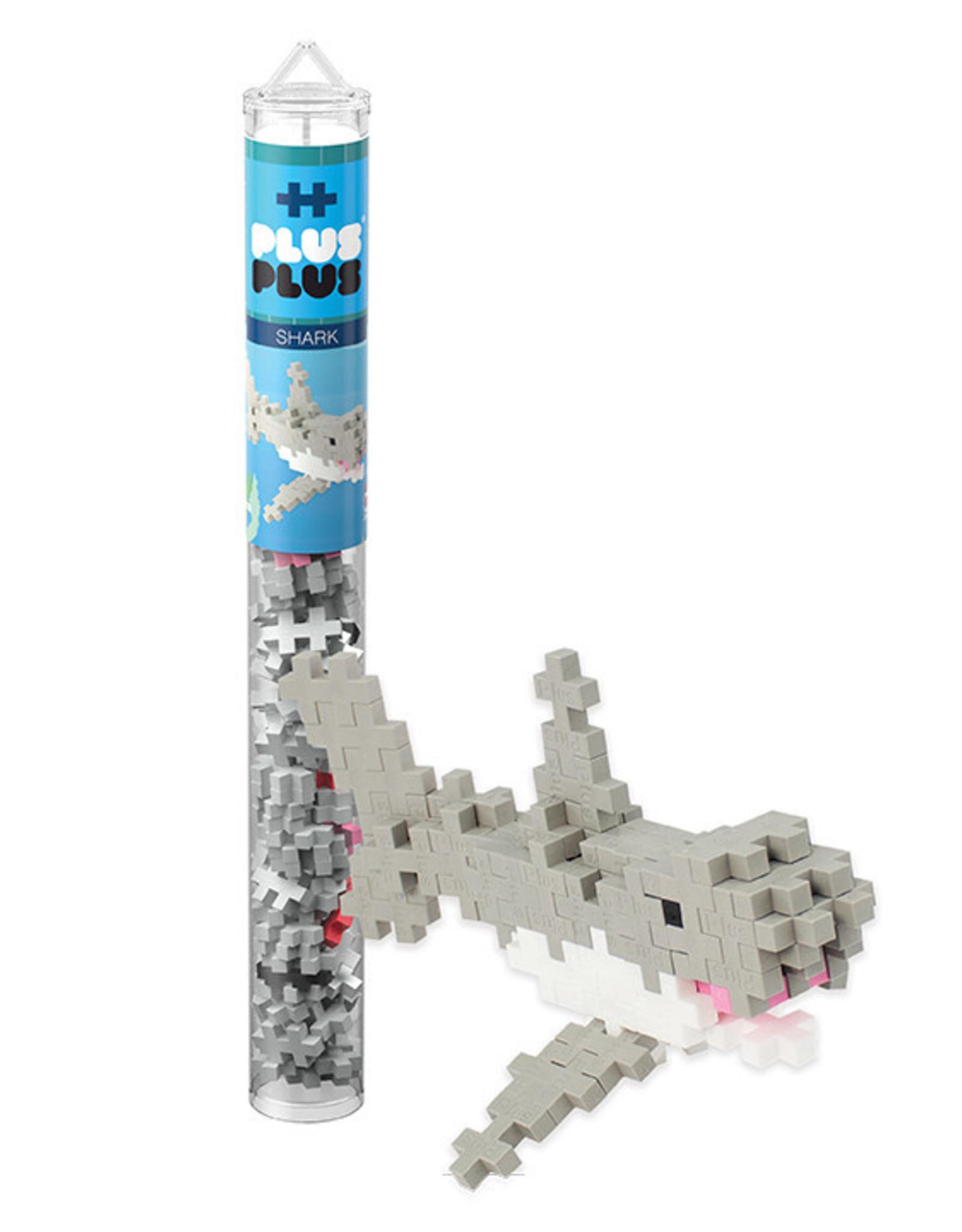 Plus-Plus Tube 70 pcs Shark