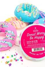 Feeling Smitten Donut Bath Bomb