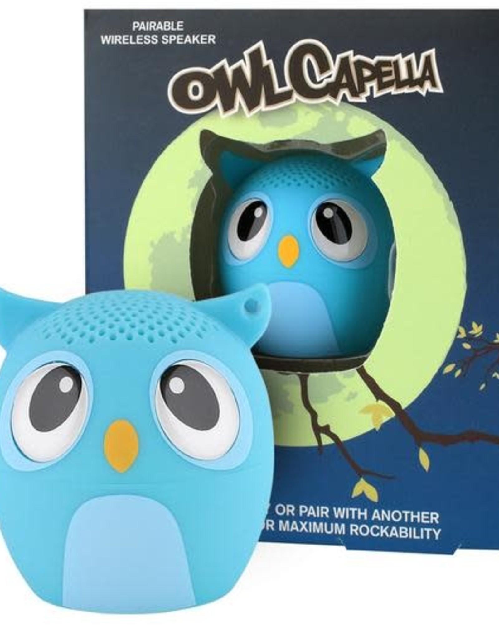 My Audio Pet  Owl Capella (blue)