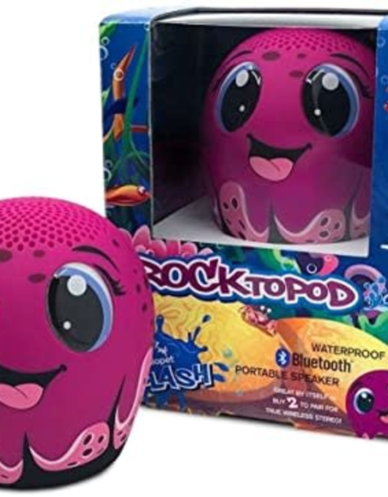 My Audio Pet Splash  Rockto Pod (Octopus)