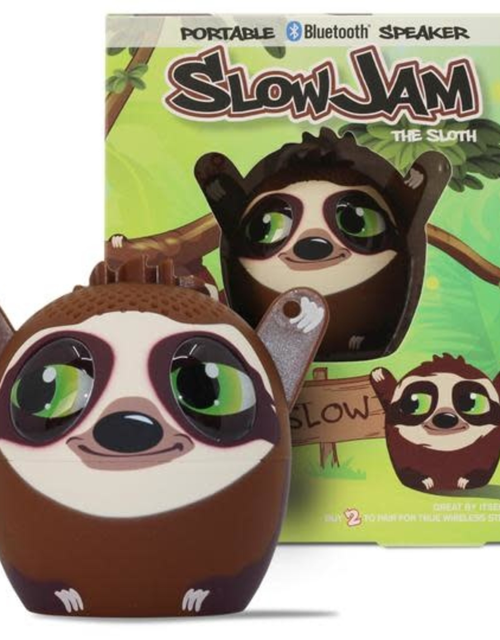 My Audio Pet  Slow Jam (Sloth)