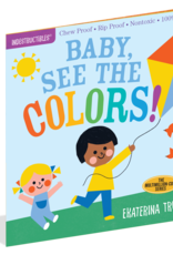 Workman Indestructibles Book Baby, See the Colors