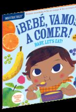 Workman Indestructibles Book Baby, Vamos a Comer!