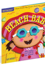 Workman Indestructibles Book Beach Baby