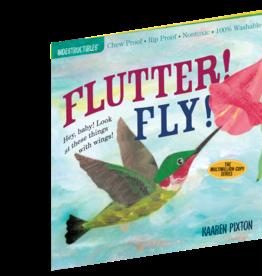 Workman Indestructibles Book Flutter Fly